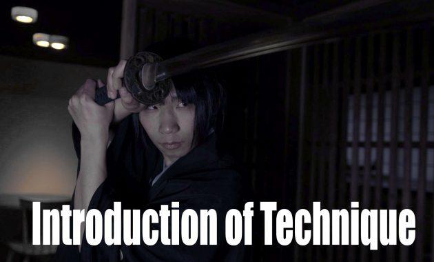 Introduction of technique